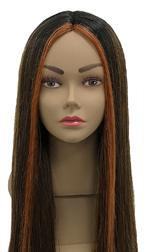 ITS A WIG SWISS LACE FRIDA FF COPPER BROWN - GABBY'S HAIR
