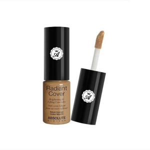ABSOLUTE RADIANT COVER CONCEALER ARC04 LIGHT MEDIUM NEUTRAL - GABBY'S HAIR