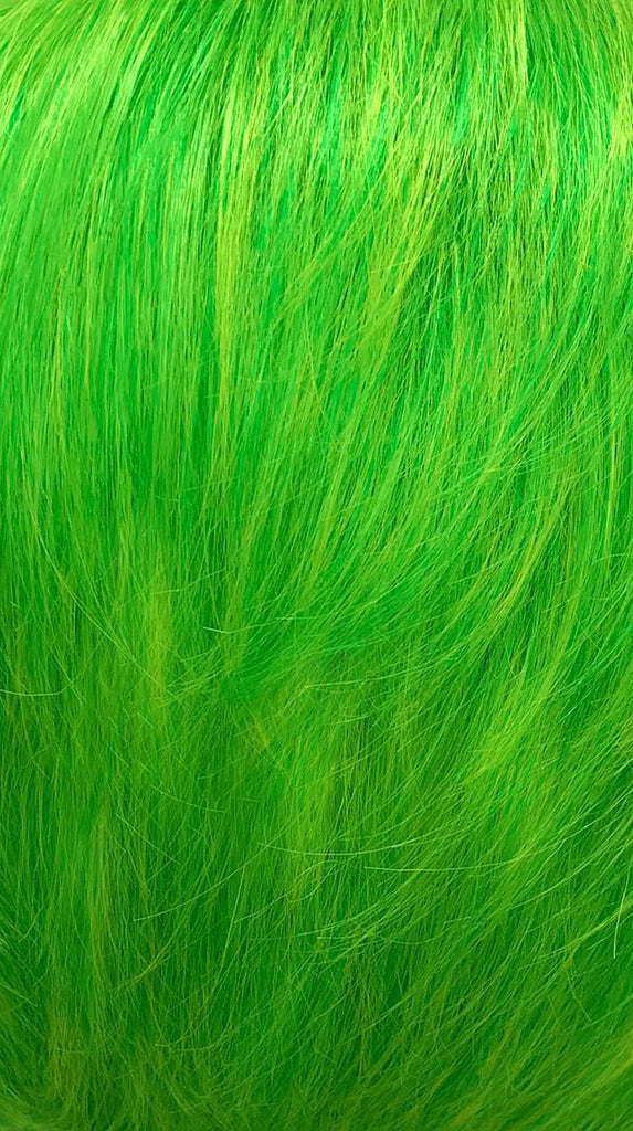 IT'S A WIG ZIA LIME GREEN - GABBY'S HAIR