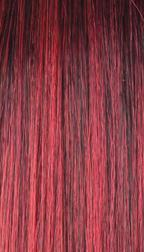 IT'S A WIG - SWISS LACE GLANAGE TTP RED/99J - GABBY'S HAIR