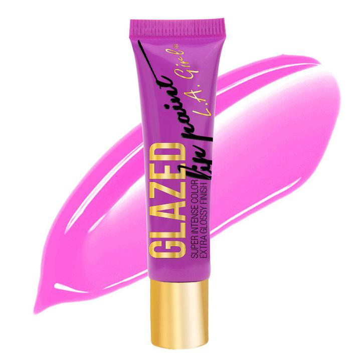 LA GIRL LIP PAINT GLAZED GLG786 COY - GABBY'S HAIR