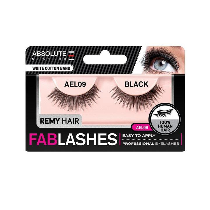 ABNY REMY FABLASHES WHITE COTTON BAND AEL09 - GABBY'S HAIR