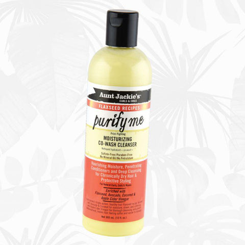 AUNT Jackie's Purify Me – Moisturizing Co-Wash Cleanser - GABBY'S HAIR