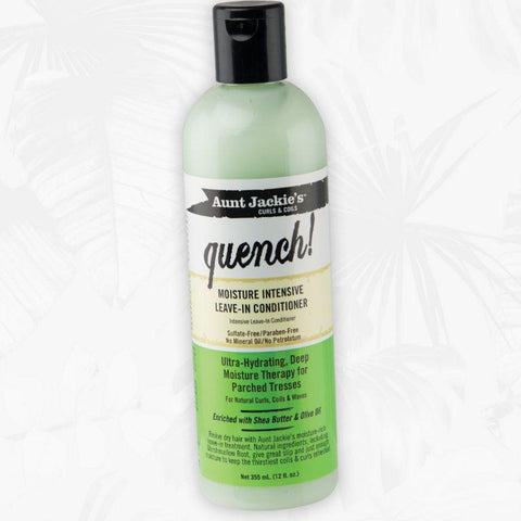 Aunt Jackis's Quench – Moisture Intensive Leave-In Conditioner - GABBY'S HAIR