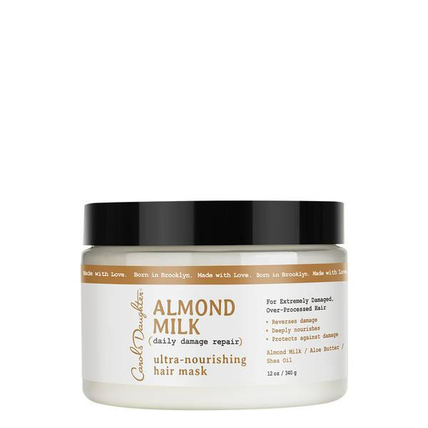 CAROLS DAUGHTER ALMOND MILK ULTRA-NOURISHING HAIR MASK - GABBY'S HAIR