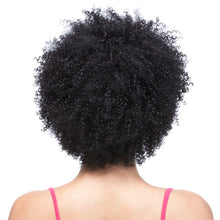 It's a cap weave! - HH AFRO CURL - GABBY'S HAIR