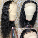 Peruvian Curly 13x6 Lace Front Transparent Lace Wig - GABBY'S HAIR