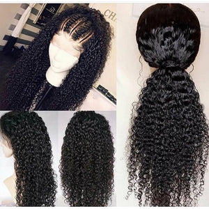 Brazilian Curly 360 Lace Front Wig - GABBY'S HAIR