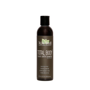Taliah Waajid Total Body Black Earth Shampoo 8oz - GABBY'S HAIR