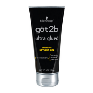GOT2B ULTRA GLUED STYLING GEL 6 oz. - GABBY'S HAIR