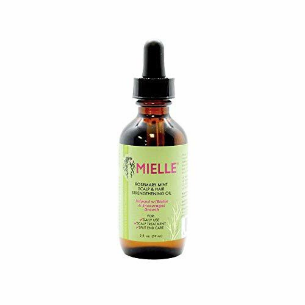 Mielle Rosemary Mint Scalp & Hair Strengthening Oil - GABBY'S HAIR