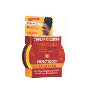 Creme Of Nature Argan Perfect Edge Extra Hold - GABBY'S HAIR