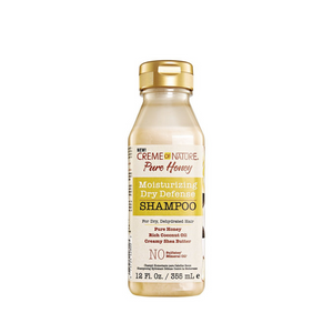 Creme Of Nature Pure Honey Moisturizing Dry Defense Shampoo - GABBY'S HAIR