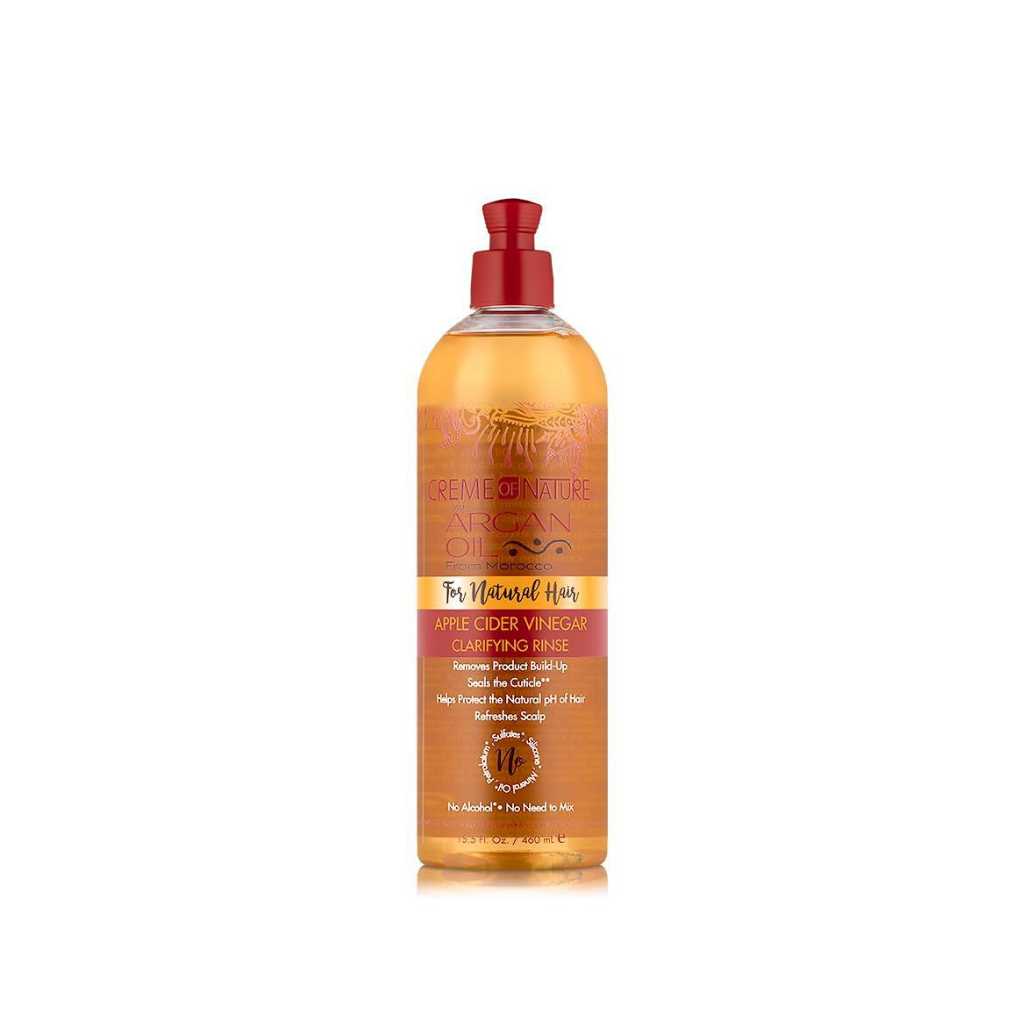Creme Of Nature Apple Cider Vinegar Clarifying Rinse - GABBY'S HAIR