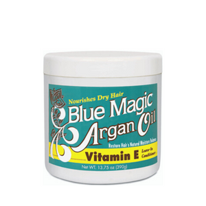 Blue Magic Argan Vitamin-E 13.75 oz. - GABBY'S HAIR