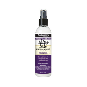 Aunt Jackie's Grapeseed Shine Boss Refreshing Mist 4 oz. - GABBY'S HAIR