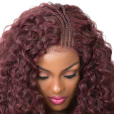 IT'S A WIG SWISS LACE T BRAIDED PART KANDEE - GABBY'S HAIR