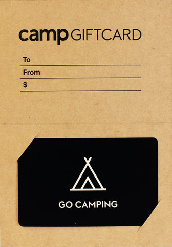 Camp Lifestyle + Coffee Co Gift Card