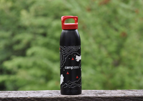 Topography 24oz Camp Water Bottle