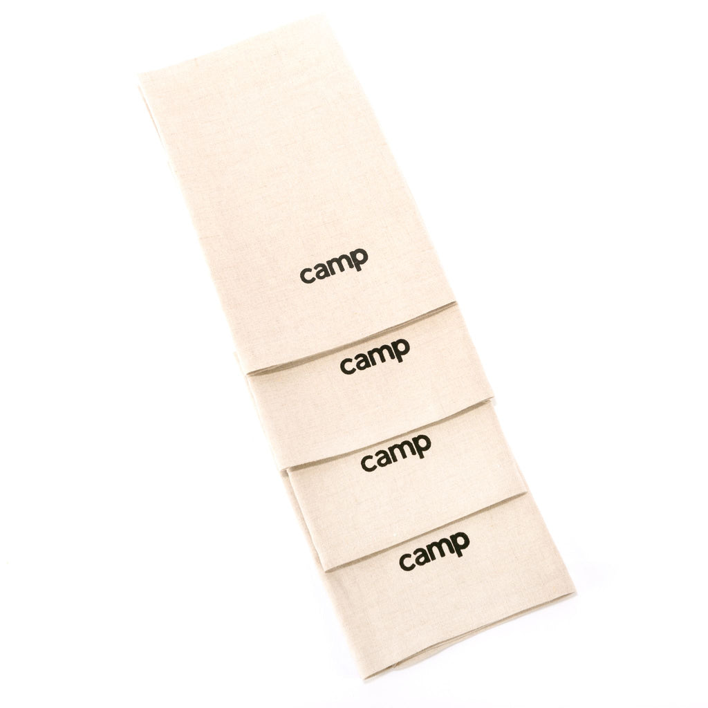 Camp Lifestyle Dinner Napkins