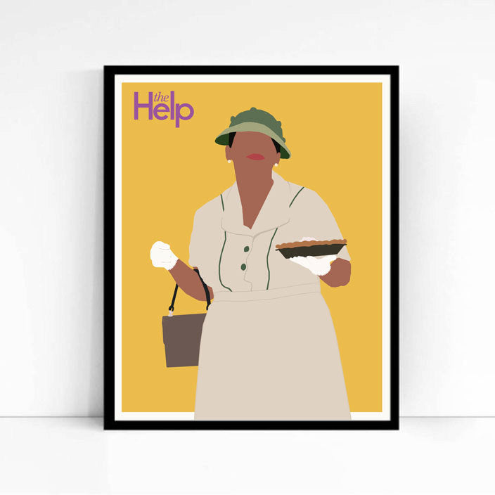 The Help • Movie Print
