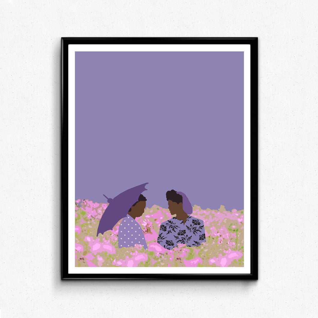 The Color Purple • Movie Print