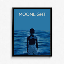 Moonlight • Movie Print