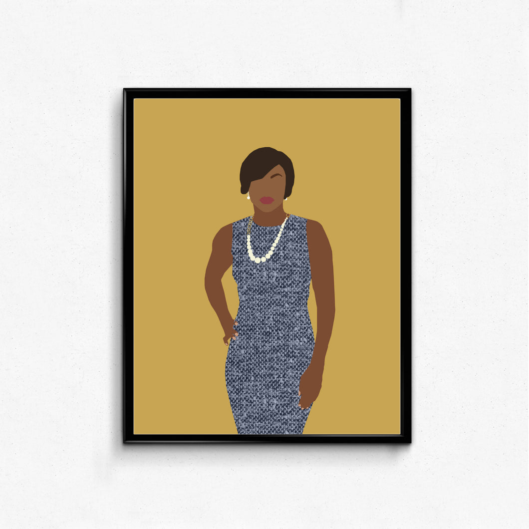 Annalise Keating • TV Print