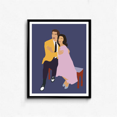 West Side Story • Movie Print
