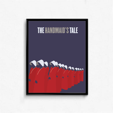 The Handmaid's Tale • TV Print