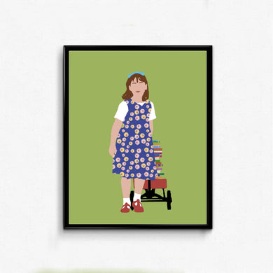 Matilda • Movie Print