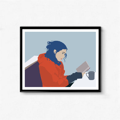 Eternal Sunshine of the Spotless Mind Poster • Movie Print