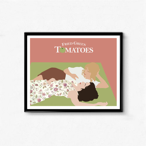 Fried Green Tomatoes • Movie Print