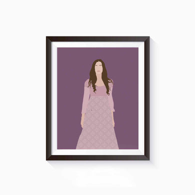 Fantine, Les Misérables Poster • Literature Collection
