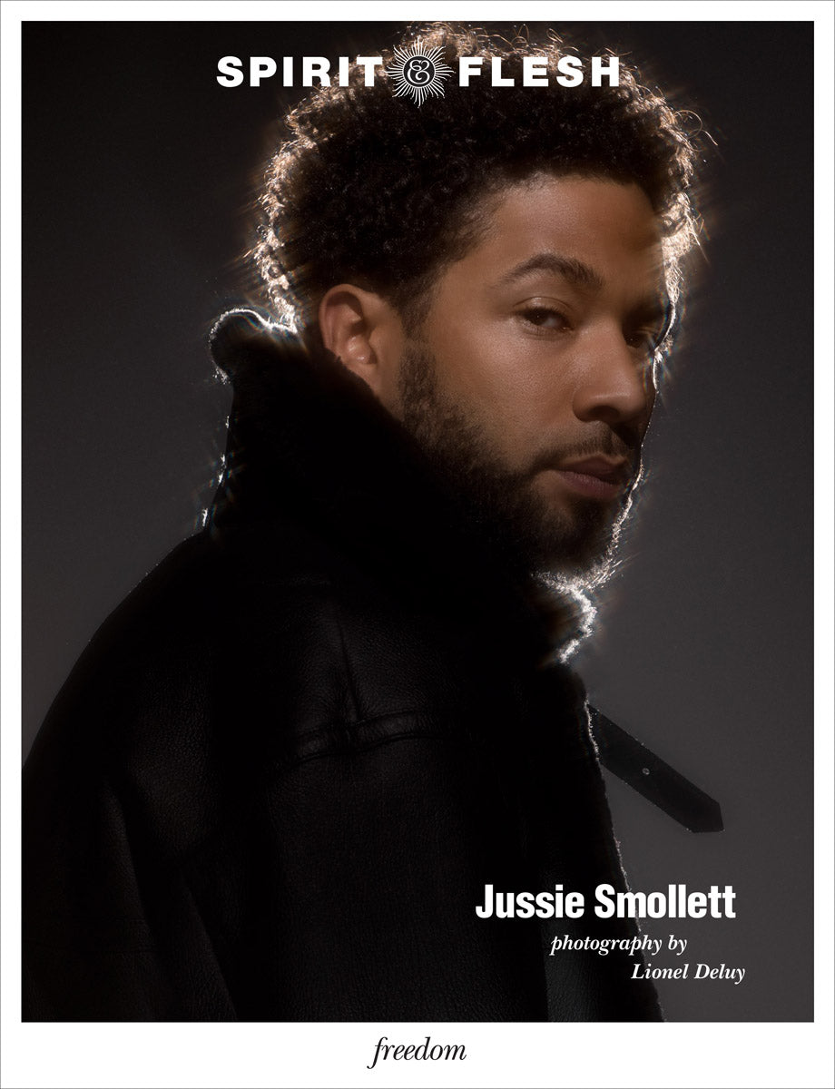JUSSIE SMOLLETT by Lionel Deluy, Freedom Issue.