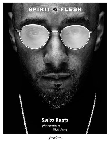 "SWIZZ BEATZ – ""Real"" by Nigel Parry, Freedom Issue."