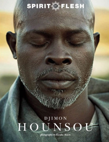 DJIMON HOUNSOU by Kwaku Alston