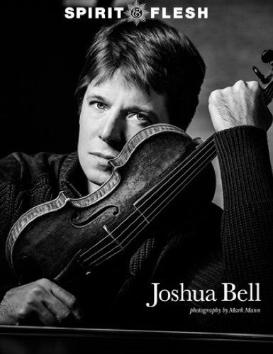 JOSHUA BELL by Mark Mann