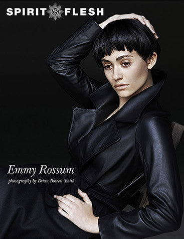 EMMY ROSSUM by Brian Bowen Smith
