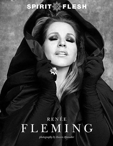 RENÉE FLEMING by Ruven Afanador