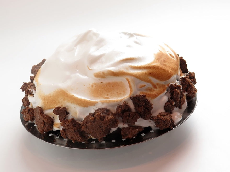 Bakedin Alternative Christmas Desserts Baked Alaska