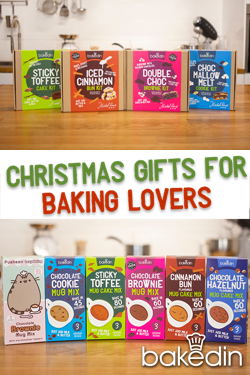 Christmas Gifts for Baking Lovers from Bakedin