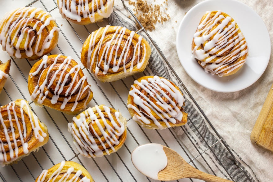 Bakedin Classic English Bakes Cinnamon Buns