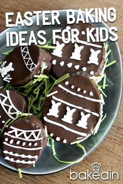 Bakedin Easter Baking Ideas for Kids