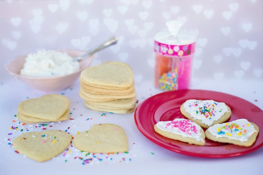 Bakedin Easy Baking Recipes for Kids Sugar Cookies