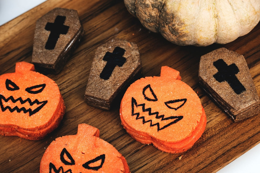 Bakedin Halloween Baking for Kids Halloween Biscuits