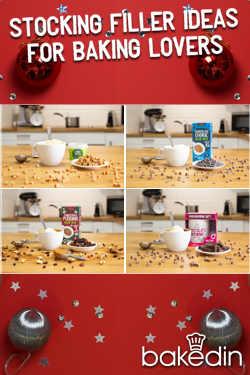 Bakedin Stocking Filler Ideas for Baking Lovers