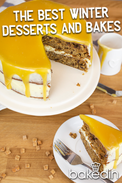 Bakedin The Best Winter Desserts and Bakes