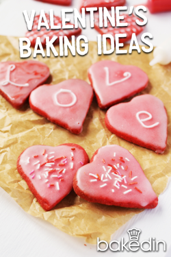 Bakedin Valentines Baking Ideas