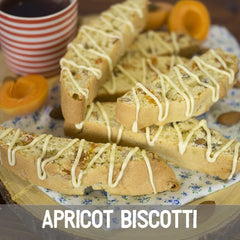 apricot and almond biscotti baking kit